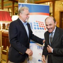 President Sante & Jay Kaible (FTA USA Director of Membership & Business Development)