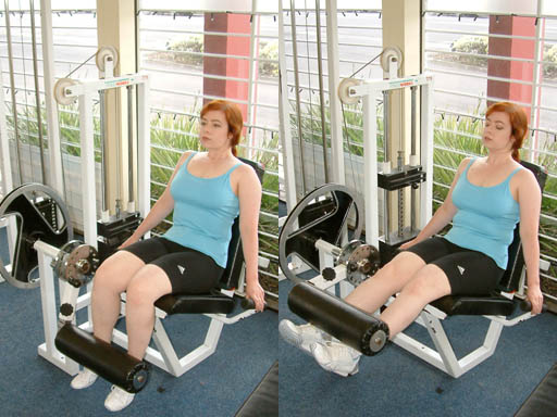 Leg Extension Machines Just Stay Off Core Fitness And Nutrition