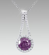 February Floral Jewels™ Birthstone Collection - Amethyst