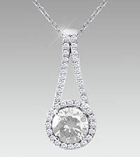 April Floral Jewels™ Birthstone Collection - White Topaz