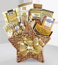 Shining Star Gourmet Basket