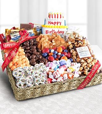 Birthday Festive Feasting Snack Tray BEST