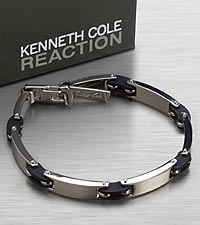 Kenneth Cole® New York Men's Link Bracelet