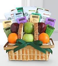 Starbucks® Gratitude Basket