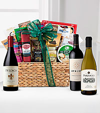Tour the Wine Country Basket