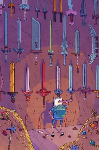 Adventure Time 41 - Finn by Jake Wyatt