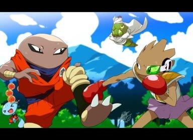 Dragonball_pokemon_son goku_mashup_01