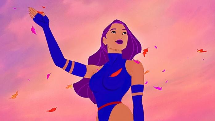 Pocahontas-Psylocke-