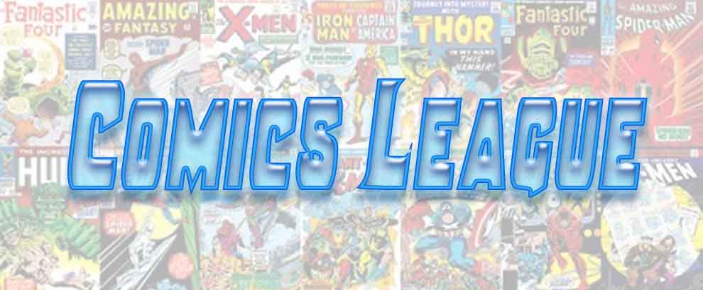 Comics League rassemblement! [Interview]