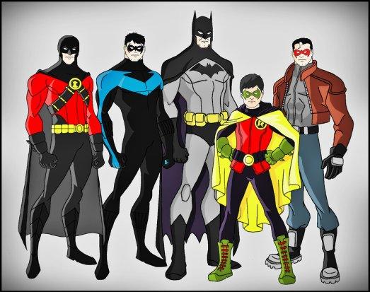 the_batfamily_by_dragand-d4xias0