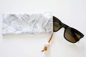 Θήκη γυαλιών χωρίς ράψιμο