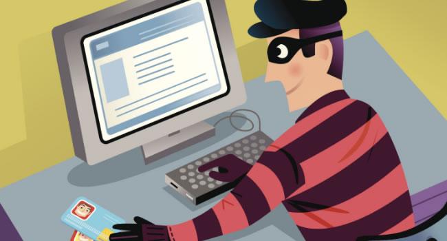 protegerse en internet scam