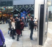 People interacting with CityLive Nov13 (1)