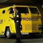Detenido el segundo atracador del furgón de Prosegur.