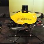 Prosegur trae a España un dron que vigila el interior de las empresas