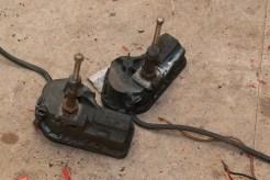 Strålkastartorkarmotorer