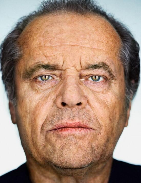 Martin-schoeller-jack-nicholson-portrait