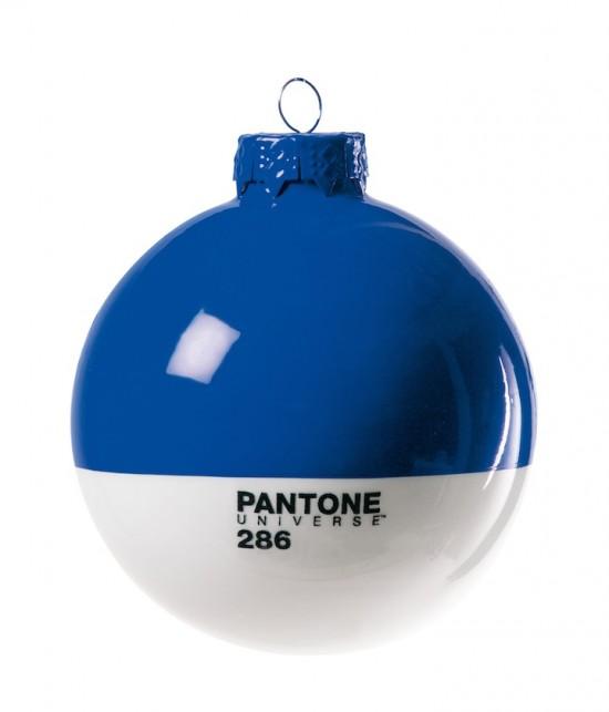 Pantone Xmas ball 286