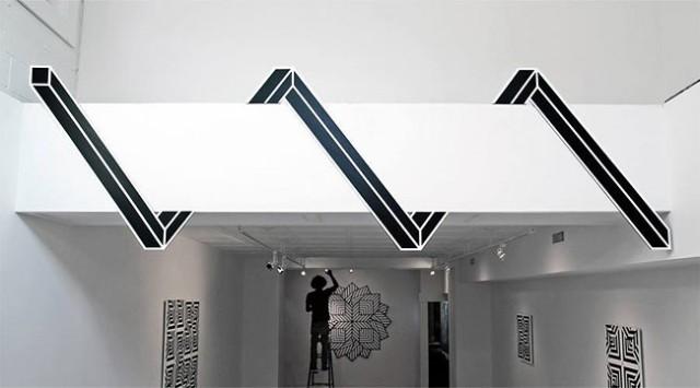 3D Street Art 8 640x355 Arte Urbana em 3D