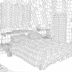 Rooms Illustrated with Words
