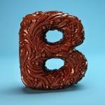 The Sculpted 3D Alphabet