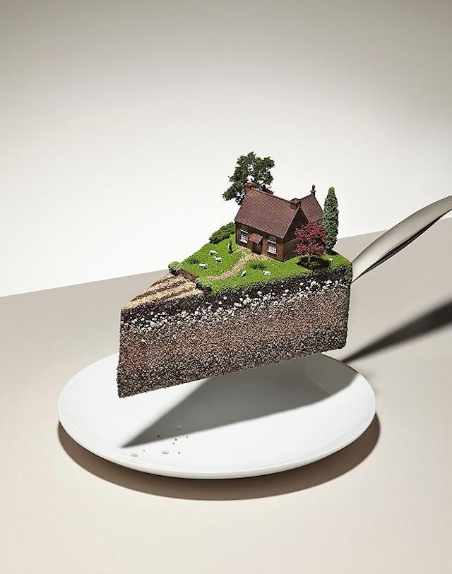 Food Design By Aaron Tilley