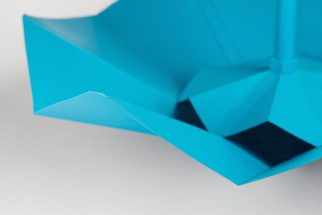 Origami Umbrella By Nooka