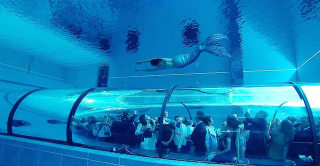 The World's Deepest Pool