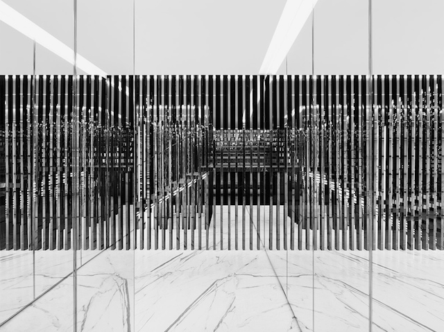 Saint Laurent Store By Hedi Slimane