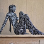 Wire Sculptures by Richard Stainthorp_0