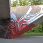 Beautiful and Graffiti Murals by Peeta-11
