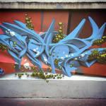 Beautiful and Graffiti Murals by Peeta-8