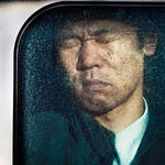 Photographs of Tokyo Commuters Stuck in the Subway-10