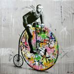 Stencil Graffiti & Murals by Martin whatson-1