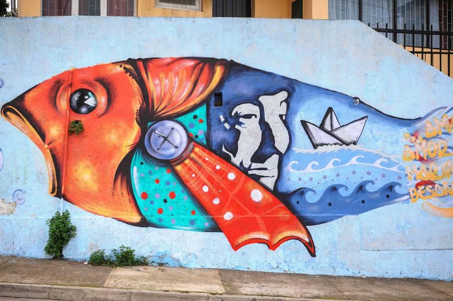 Valparaiso wall art13