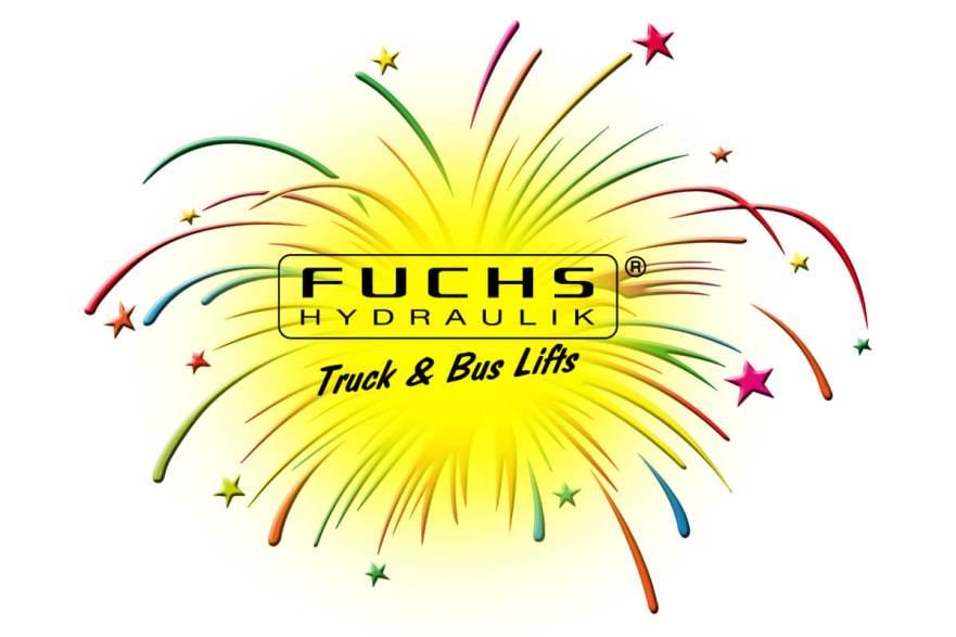 Frohes Neujahr 2017 Fuchs-Hydraulik
