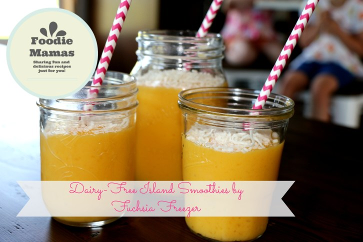 Dairy-Free Island Smoothies
