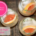 Grapefruit Thyme Spritzer