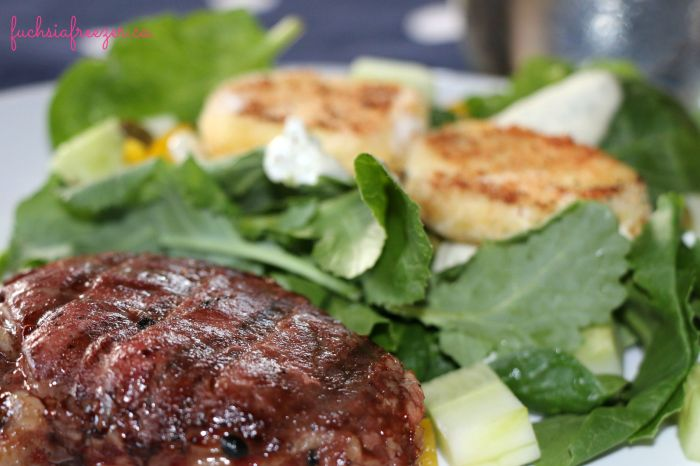 Steak & Salad