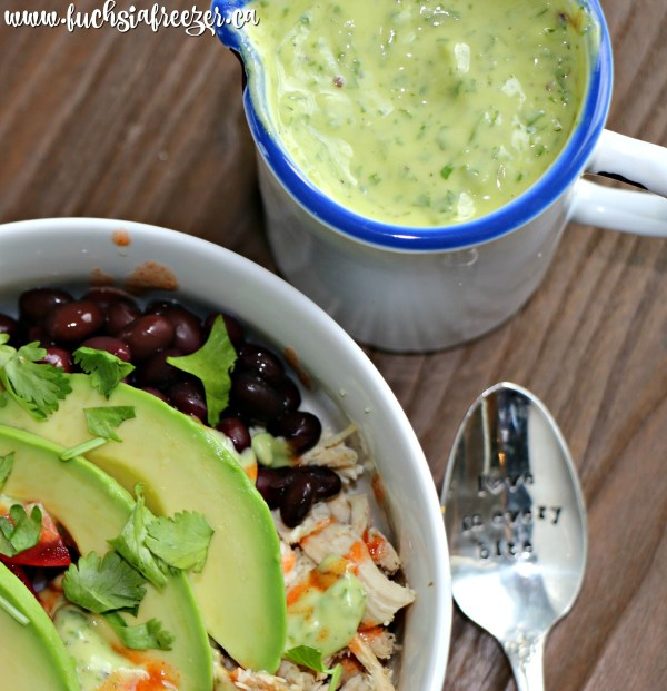 Chicken Burrito Bowls are an easy weeknight meal that will have everyone asking for more!