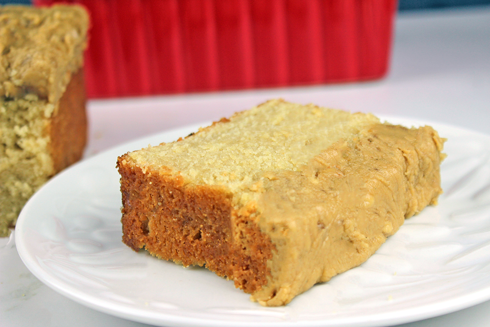 Sabrina's Brown Sugar Pound Cake #FoodieMamas