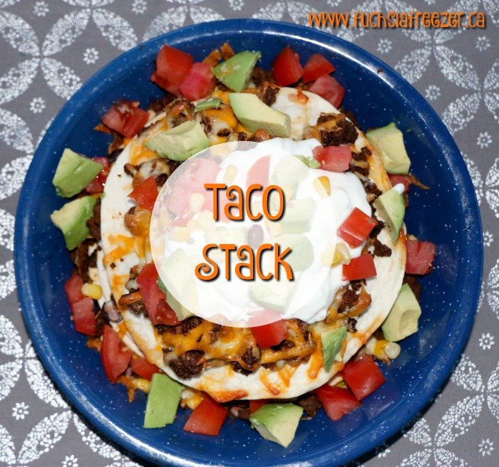 Taco Stack