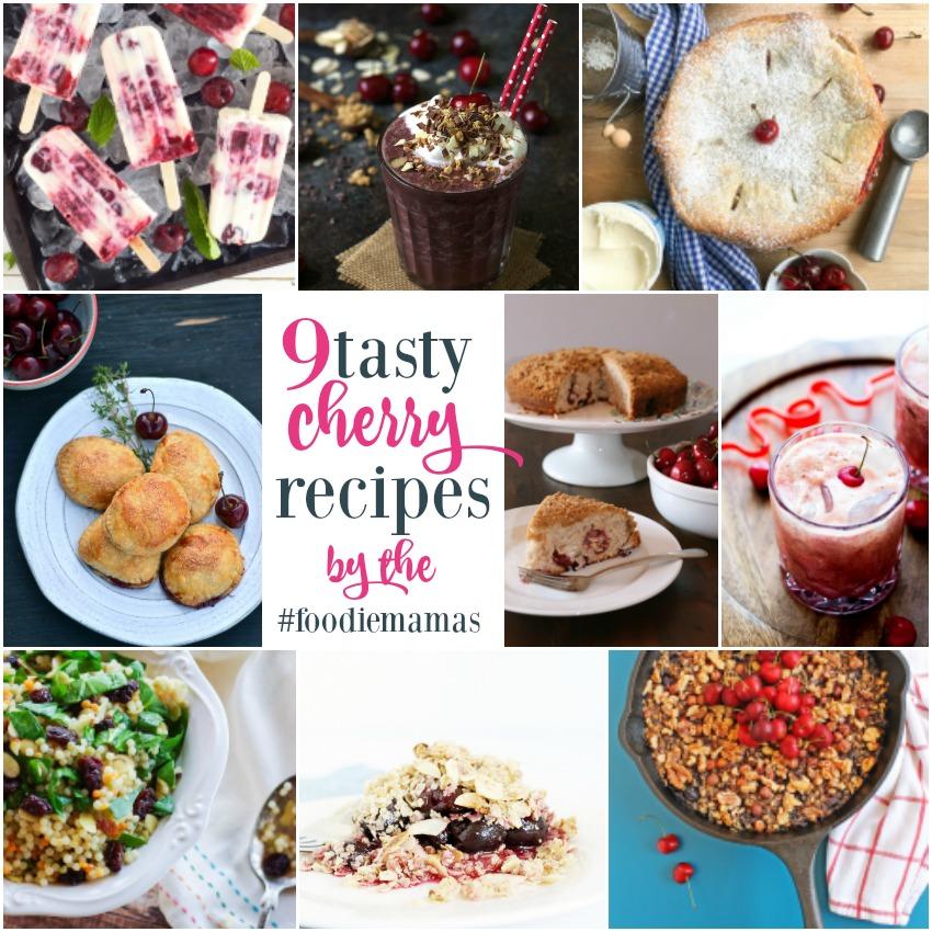 Instagram Cherry Roundup FoodieMamas