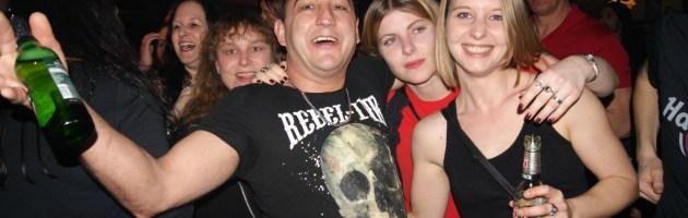 Jahresauftakt 2018 Rockfabrik Bad Friedrichshall 06.01.2018 (Bericht)