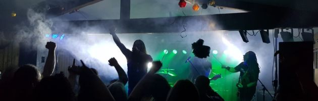 150-Jahr-Feier Heavy Metal Club Niederrhein Krefeld 11.05.2019 (Bericht)