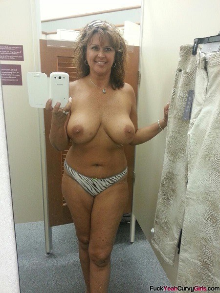 Situation naked mature ladies selfies