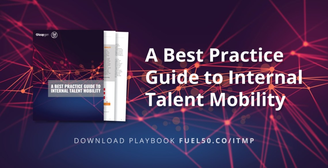 Fuel50 Playbook Best Practice Guide to Internal Talent Mobility