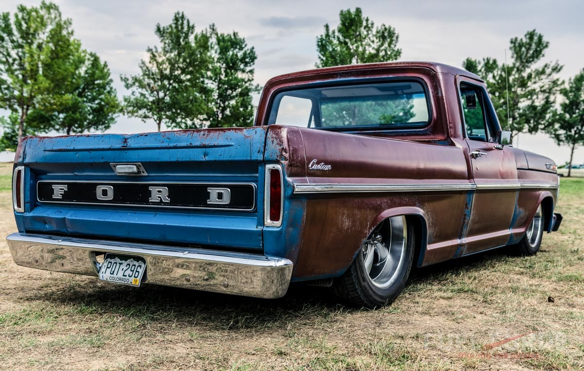1969 Ford F100 Crown Vic Swap Victoria