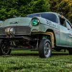 Joe S 1955 Chevy Gasser Out Of The Barn Fuel Curve
