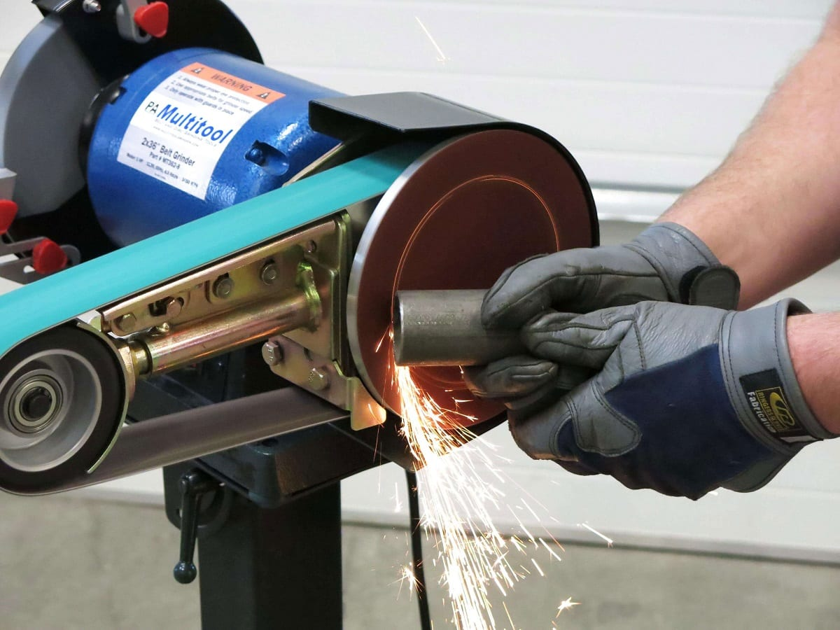 Check Out The Trick Tools Multitool Belt Grinder Fuel Curve